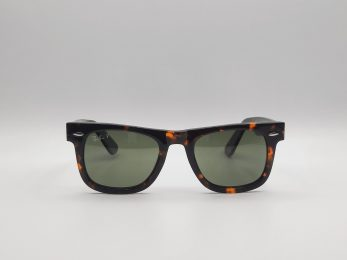 RAY BAN RB 2140 POLARIZED WAYFARER 90258